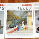 82 Telex-Insider-Club Märklin Magazines-28 Märklin Digital Newsletter + Bonus