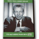 YOURS TRULY, JOHNNY DOLLAR  OLD TIME RADIO - 6 CD-ROM - 732 mp3