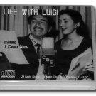 LIFE WITH LUIGI Volume 1 OLD TIME RADIO - 12 AUDIO CD - 24 SHOWS