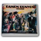DAMON RUNYON THEATRE Volume 1- OLD TIME RADIO-14 AUDIO CD - 27  Shows + Audition