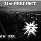 21st PRECINCT Vol. 1-OLD TIME RADIO-12 AUDIO CD - 24 Shows  Playtime: 11:02:05