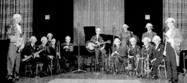 CHAMBER MUSIC SOCIETY OF LOWER BASIN STREET OLD TIME RADIO - 1 mp3 CD - 32 Shows