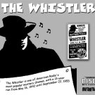 THE BEST OF THE WHISTLER -  OLD TIME RADIO - 1 mp3 CD - 78 Shows