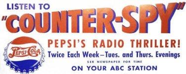 DAVID HARDING, COUNTERSPY-OLD TIME RADIO-2 CD - 66 mp3-Total Playtime: 32:00:28