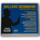 BULLDOG DRUMMOND FILMS COLLECTION VOLUME ONE - 7 DVD-R - 10 MOVIES