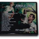 JUNGLE JIM FILMS COLLECTION 10 DVD-R - 1 MOVIE SERIAL (1937) and 16 FILMS - 1948