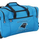 Wheeled NFL Duffle Cooler - Carolina Panthers