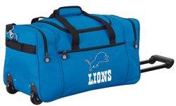 Wheeled NFL Duffle Cooler - Detroit Lions