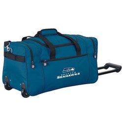 Rolling NFL Duffle Cooler - Seattle Seahawks