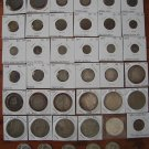 Fifty (58) Coin MIXED LOT