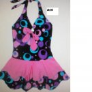 womens BATHING SUITS size LARGE swimsuit 1piece swimwear JUNIORS