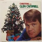 Christmas With Glen Campbell LP