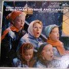 Robert Shaw  Christmas Hymns/carols Vol 1 LP