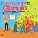 Chipmunks Christmas With The Chipmunks LP