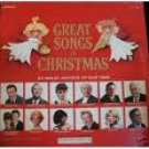 Great Songs Of Christmas Good Year. Great Songs Of Christmas By Great Artist Of Our Time LP