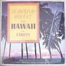 South Sea Serenaders Tradewinds Romance From Hawaii To Tahiti  LP