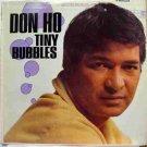 Don Ho Tiny Bubbles Lp