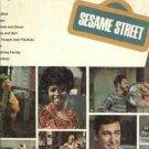 Sesame Street Original Cast Records LP