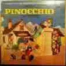 Pinocchio Walt Disney Story & Songs LP