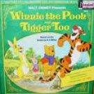 Walt Disney Winnie The Pooh & Tigger Too LP