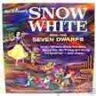 Walt Disney Snow White And The Seven Dwarfs LP