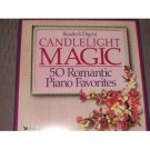 Candlelight Magic 50 Romantic Piano Favorites Readers Digest CD