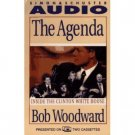 Bob Woodward The Agenda Audiobook Cassette