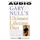 Gary Null Ultimate Lifetime Diet Audiobook Cassette