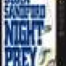 John Sandford Night Prey Audiobook Cassette