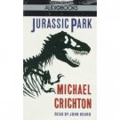 Michael Crichton Jurassic Park Audiobook Cassette