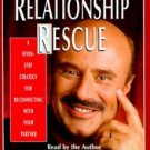 Phillip C. McGraw PhD Relationship Rescue Audiobook Cassette