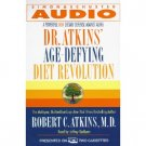 Robert C. Atkins, M.D. Dr. Atkins Age Defying Diet Revolution Audiobook Cassette