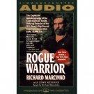 Richard Marcinko Rogue Warrior Audiobook Cassette