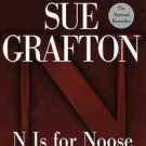 Sue Grafton   N is for Noose : A Kinsey Millhone Mystery -Audiobook Cassette