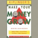 Theodore J. Miller Make Your Money Grow Audiobook Cassette