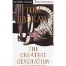 Tom Brokaw The Greatest Generation Audiobook Cassette