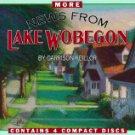 Garrison Keillor More News From Lake Wobegon Audiobook CD