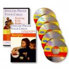 Joel Fuhrman M.D. Disease-Proof Your Child Feeding Kids Right Audiobook CD