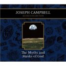 Joseph Campbell The Myths and Masks Of God Audiobook CD