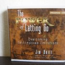 Jim Britt The Power of Letting Go Overcoming Self-Imposed Limitations Program One Audiobook CD