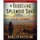 Khaled Hosseini A Thousand Splendid Suns Audiobook CD