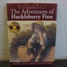 Mark Twain The Adventures Of Huckleberry Finn Audiobook CD
