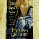 Philippa Gregory The Virgin's Lover Audiobook CD