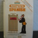 Abierto Domingo Getting By In Spanish Audiobook Cassette