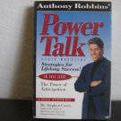 Anthony Robbins Power Talk The Power of Anticipation Audiobook Cassette