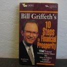 Bill Giffeth's 10 Steps To Financial Prosperity Audiobook Cassette