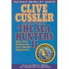 Clive Cussler The Sea Hunters 2 Audiobook Cassette