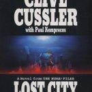 Clive Cussler Lost City Audiobook Cassette