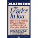 Dale Carnegie & Associates, Inc The Leader In You Audiobook Cassette