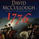 David McCullough 1776 Audiobook Cassette